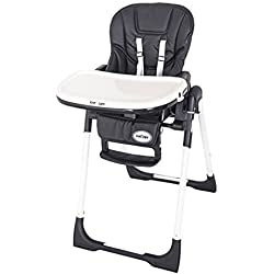 Love N Care Montana High Chair - Black