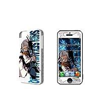 デザエッグ デザジャケット 新・世界樹の迷宮 ミレニアムの少女 iPhone 5ケース&保護シート デザイン03 DJGA-IPE4-m03
