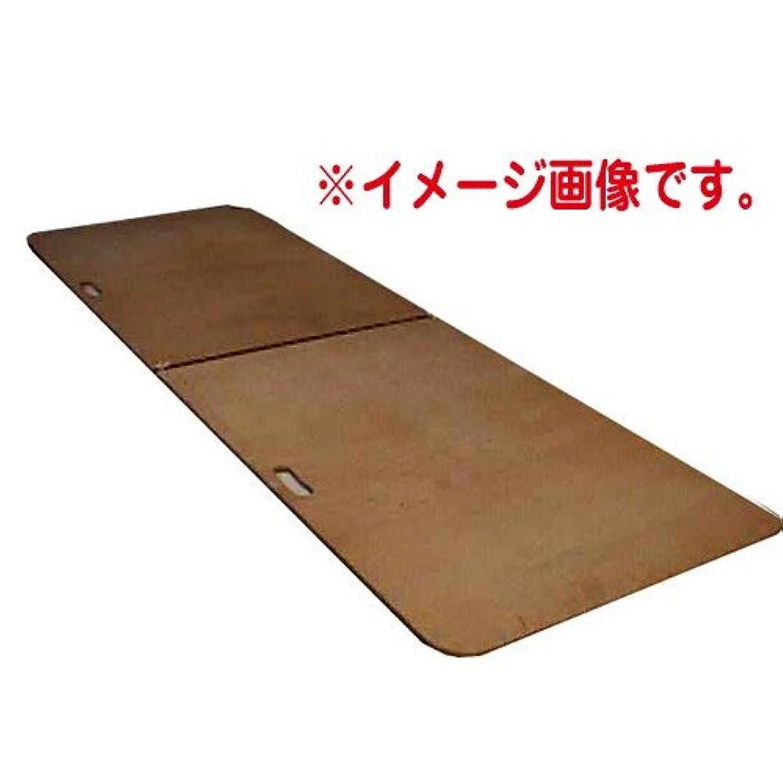 待つモニターおなじみの折たたみ平床へいしょう(2枚組?180×60cm) 西式健康法 西式健康器具