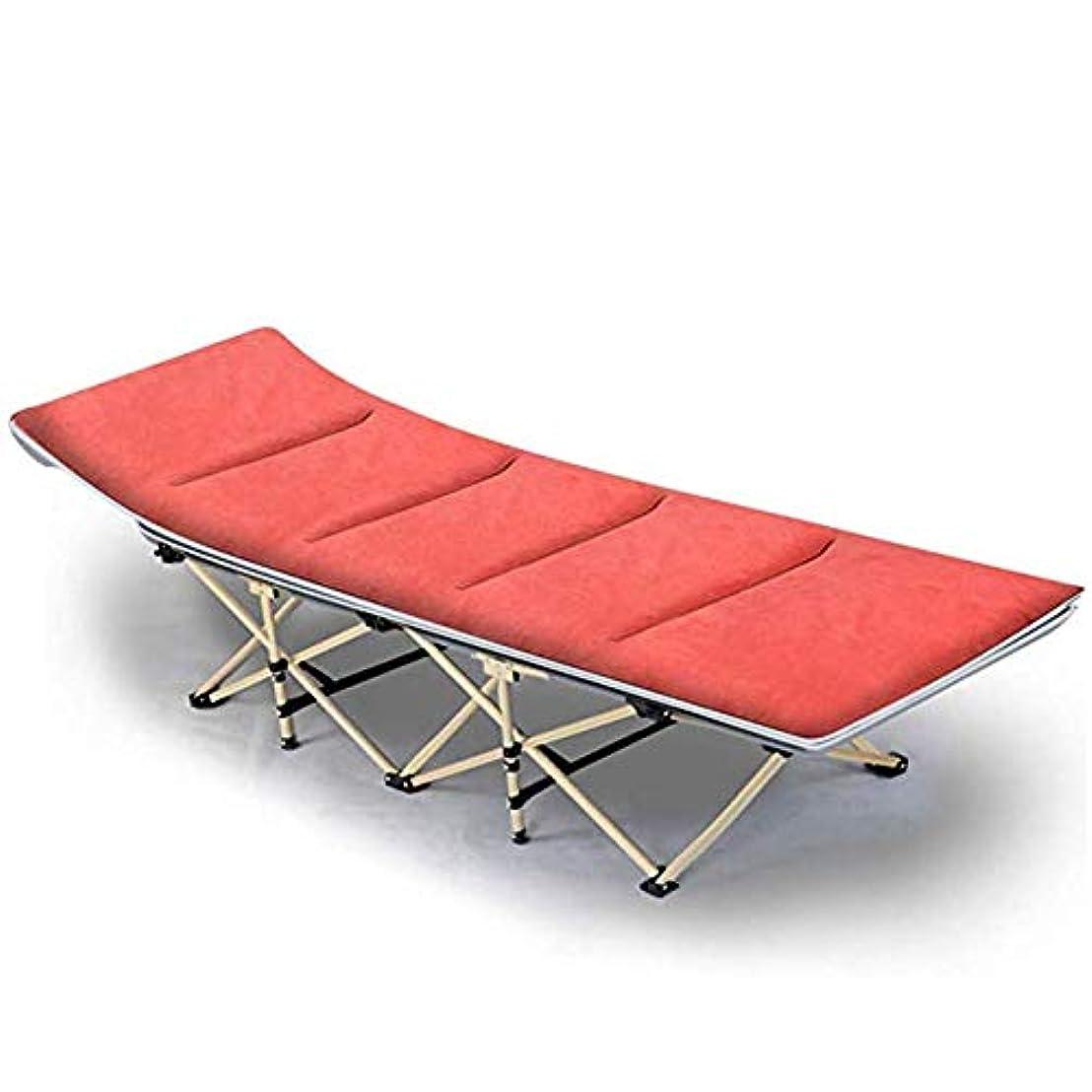 リーン有効深さOeyal 折り畳み式 キャンプベッド ハイキング アウトドア ポータブル ミリタリー キャンプ コット 収納バッグ付き