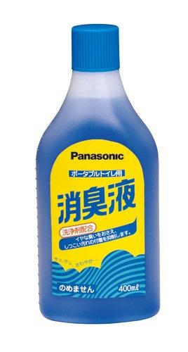 パナソニック ポータブルトイレ用消臭液 400ml VALTBN5B