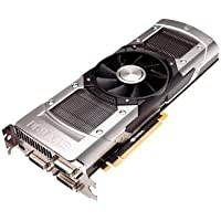 GeForce GTX 690 Graphic Card - 2 GPUs - 915 MHz Core - 4 GB GDDR5 SDRAM - PCI Express 3.0 x16 [並行輸入品]