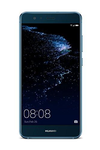 Huawei 5.2型 P10 lite SIMフリースマートフォン サファイアブルー 【日本正規代理店品】 P10 lite/WAS-LX2J/Sapphire Blue
