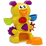 VERZABO FUN BATHTUB CATERPILLAR ? bath toy set for 12 months plus babies [並行輸入品]