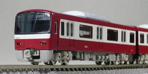Nゲージ 4193 京急600形4次車 4輌動力付き (塗装済完成品)