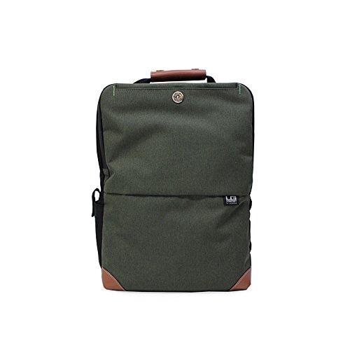 (ラガシャ) LAGASHA リュック型ビジネスバッグ SHELL シェル 7090 (カーキ(05))