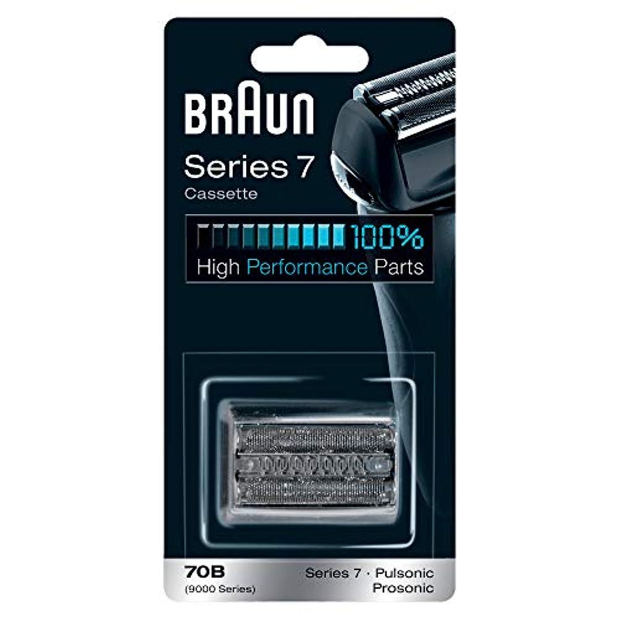 登録含意権限Braun ブラウン シェーバー替刃 網刃?内刃一体型カセットシリーズ7用 ブラック F/C70B-3 【790cc/765cc/760cc/750cc/740s-6/720s】 並行輸入品