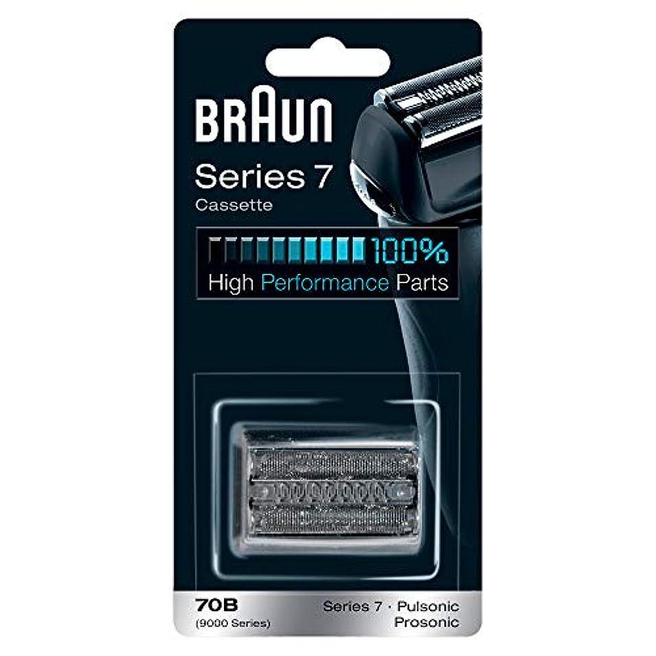 疫病外部間隔Braun ブラウン シェーバー替刃 網刃?内刃一体型カセットシリーズ7用 ブラック F/C70B-3 【790cc/765cc/760cc/750cc/740s-6/720s】 並行輸入品