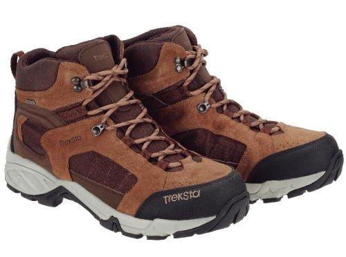 トレクスタ EVOII GTX EBK160 ダークブラウン トレッキングシューズ 登山靴 メンズ 27.0cm