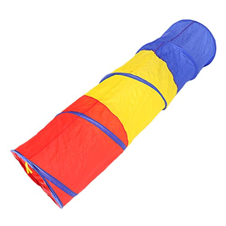 SONONIA 折り畳み式 子供 室内 室外 ポップアップ トンネル 幼児 遊び場 楽しみ テント プレイハウス 贈り物 ギフト