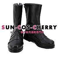 【サイズ選択可】コスプレ靴 ブーツ K-2452 アントマン Ant-Man スコット・ラング アントマン 女性24CM