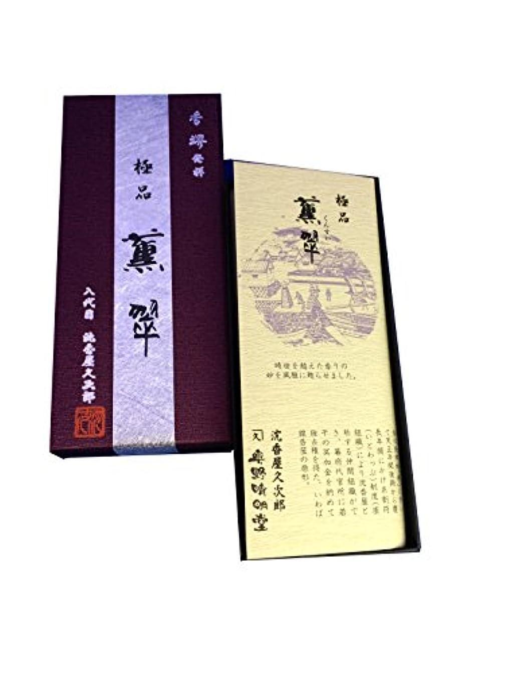 アストロラーベ反射形奥野晴明堂 極品 薫翠 石のさかい保証付き (小バラ 35g)