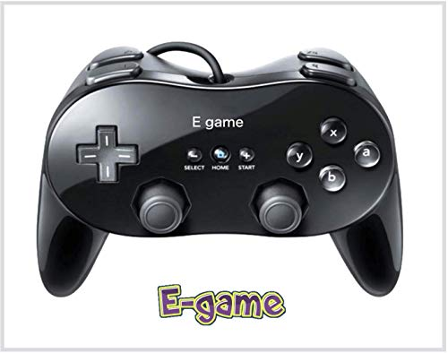 【E-game】 Wii クラシックコントローラ PRO (...