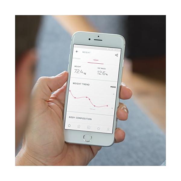 Nokia スマート体重計 Body + ブラ...の紹介画像3