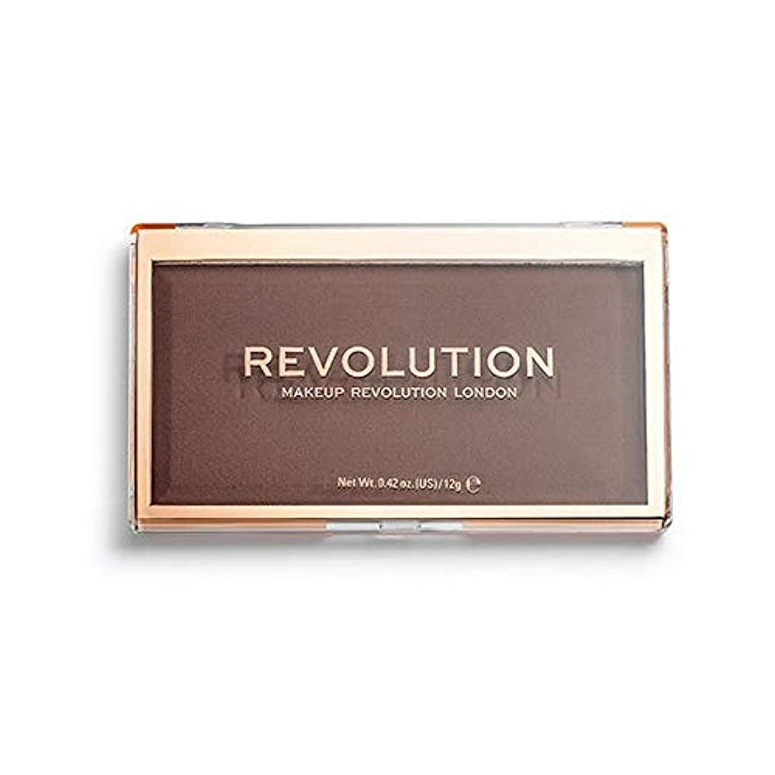 書き出す植物学視力[Revolution ] 回転マットベース粉末P8 - Revolution Matte Base Powder P8 [並行輸入品]