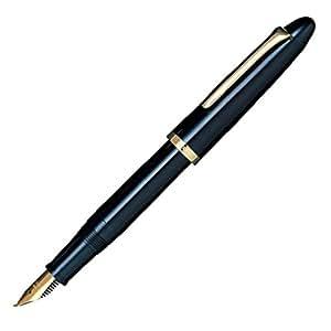 セーラー万年筆 万年筆 プロフィットふでDEまんねん 特殊ペン先 10-0212-740 紺