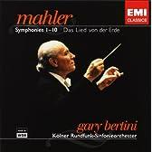 Mahler: Symphonies 1-10 - Das Lied von der Erde
