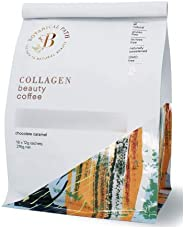 Botanical Path Collagen Beauty Coffee - Chocolate Caramel, Chocolate Caramel, 216 grams