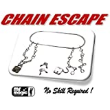 Chain Escape (with stock and 2 locks) by Mr. Magic By Essel Magic The [並行輸入品]
