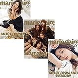 韓国雑誌 marie claire(マリ・クレール) 2018年 3月号 (キム・ヨナ&BLACKPINK&キム・ゴウン表紙選択)