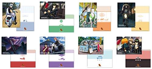 銀魂 くつろぎコレクションファイル ~のりものずかん~ BOX