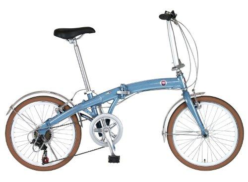 フィアット 20インチ 折りたたみ自転車