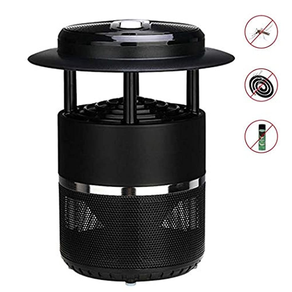 ウィスキードナー写真を撮る光触媒ミュート家庭用蚊取り器、吸入蚊取り器USBスマート蚊取り器