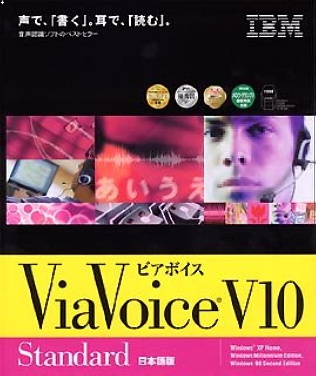 エミュレーション正気山積みのViaVoice for Windows Standard V10 日本語版