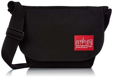 [[マンハッタンポーテージ] Manhattan Portage] 正規品【公式】 Casual Messenger Bag JR メッセンジャーバッグ MP1605JR Black