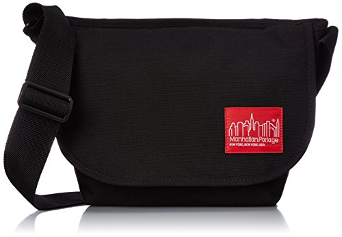 [マンハッタンポーテージ] Manhattan Portage 公式 Casual Messenger MP1605JR BLK (Black)
