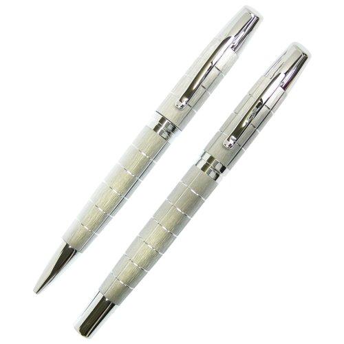 VALENTIヴァレンティ 油性ボールペン水性ボールペンセット 30040 イタリア筆記具
