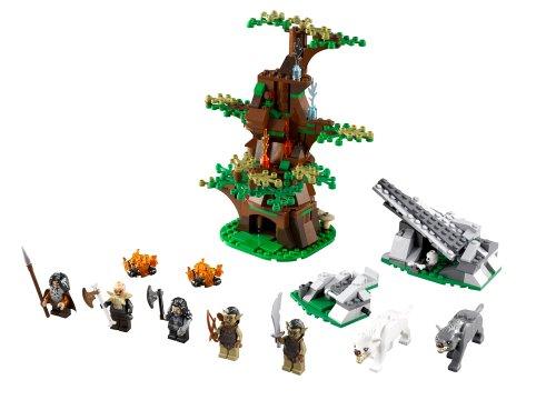 レゴ ホビット ワーグの攻撃 79002