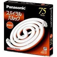 パナソニック 75形スパイラルパルック蛍光灯・電球色 FHSC75EL
