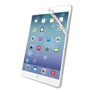 iBUFFALO iPad mini 3 / iPad mini Retina 気泡が消える液晶保護フィルム 高光沢タイプ BSIPD713FG 【画像を色鮮やかに映す 動画の再生や写真の閲覧に最適な高光沢フィルム】