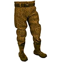 Bull Togg 5 mm Bull Hide Camo Boot足ウエスト高Wader