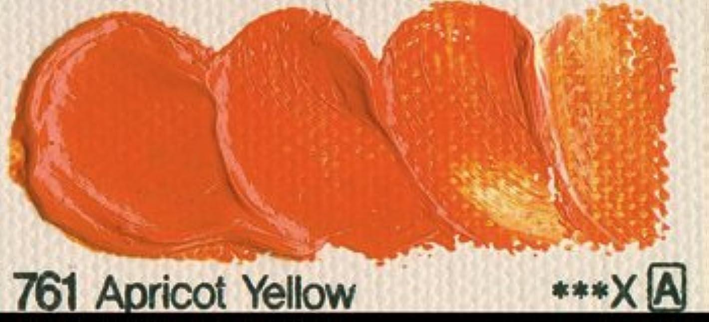 首マラドロイトプレミアShin Han Oil Colour 50 mlチューブアプリコットイエロー