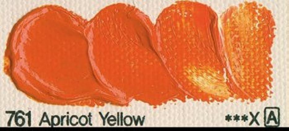 デュアル有毒な情緒的Shin Han Oil Colour 50 mlチューブアプリコットイエロー
