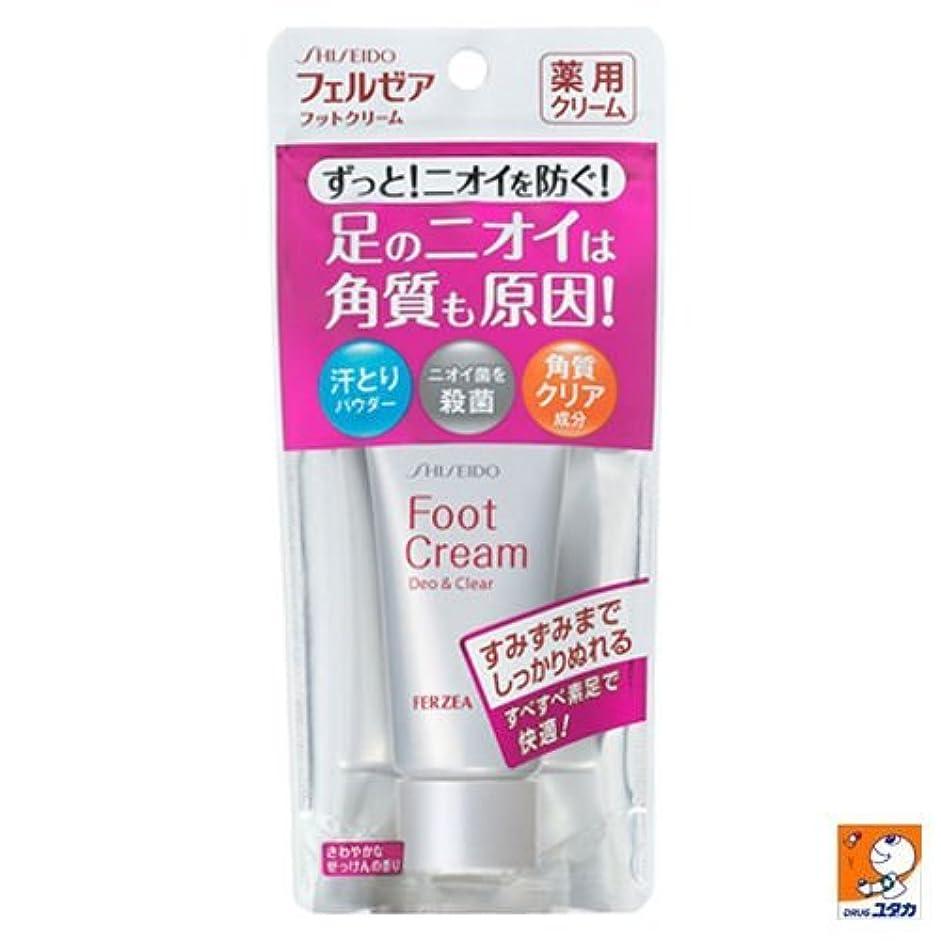 フェルゼア フットクリーム 35g 医薬部外品