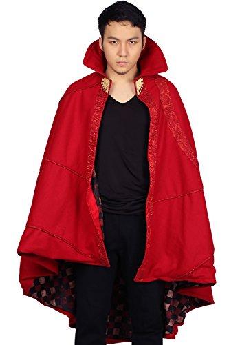 【Xcostume】Dr ドクター マント コスチューム コート ストレンジ クリスマス プレゼント 衣装 Strange イベント 変装 doctor フリーサイズ