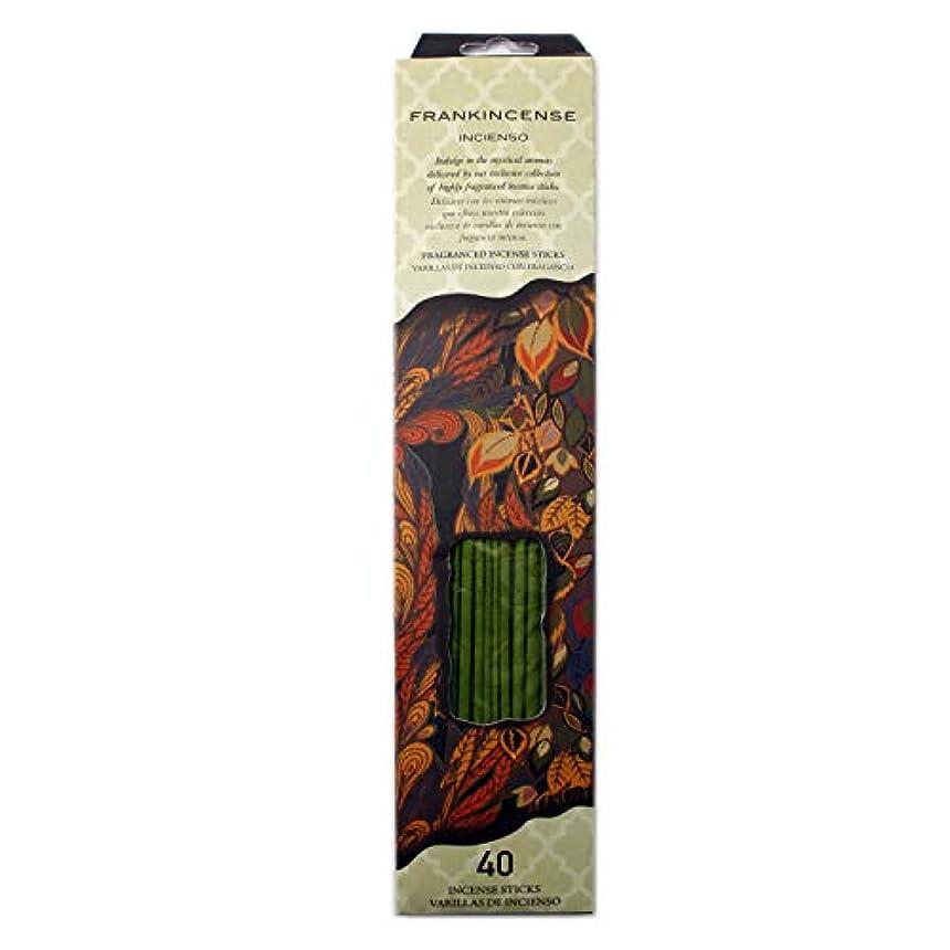 ほのめかす登場人口Incense Sticks, Frankincense