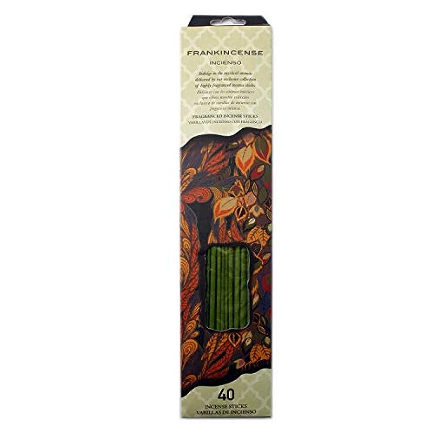 栄光のメンタル科学Incense Sticks, Frankincense