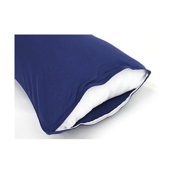 メリーナイト 綿100% ニット素材 枕カバー...の紹介画像2