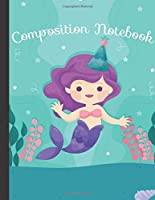 Composition Notebook: Wide Ruled Paper Notebook Journal | Nifty Wide Blank Lined Workbook for Teens Kids Students Girls for Home School College for Writing Notes | 8.5 x 11, 110 pages