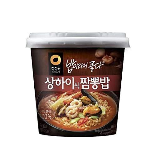chungjungone 上海風スープ&炊き立てのご飯 64g Korea Food 韓国(並行輸入品)
