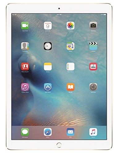 "Apple iPad Pro (128GB, Wi-Fi, Gold) - 12.9"" Display(US Version, Imported)"
