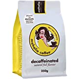 Mahalia Coffee Decaffeinated Natural Full Flavour Espresso Grind(250)