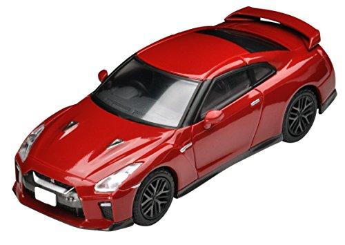 トミカリミテッドヴィンテージ ネオ 1/64 LV-N148d 日産GT-R プレミアムエディション 2017モデル 赤 (メーカー初回受注限定生産) 完成品