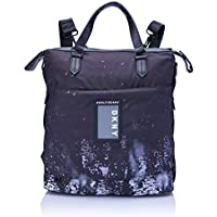 DKNY DO640GL8 Glimmer Collection Boarding Bag, Black, 35.5 Centimeters