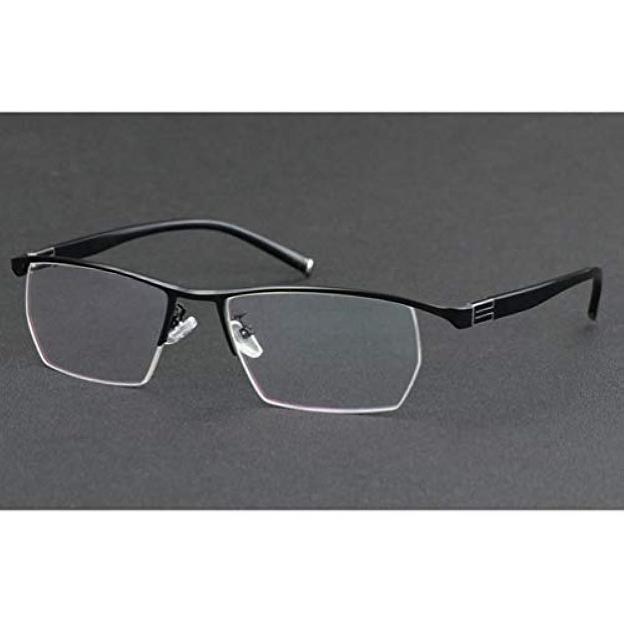 スマートサンリーディングメガネ、Hdオプティカルリーダーコンピューターメガネ、遠近両用 - 男性と女性用