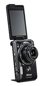 Nikon デジタルカメラ COOLPIX S6900 12倍ズーム 1602万画素 リッチブラック S6900BK